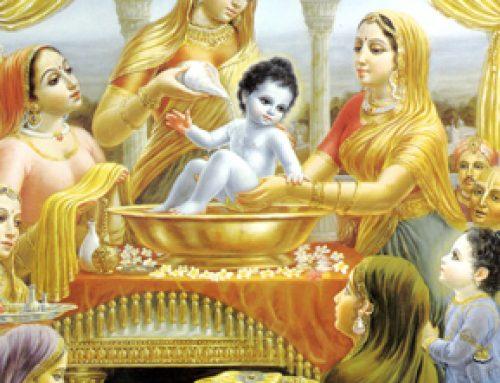 Nanda ke ananda bhayo Bhagavat Katha, Part 4